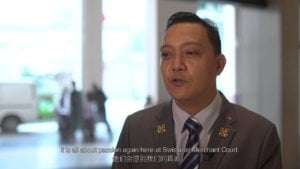 'Our Service Promise' Video